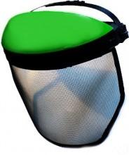Ochranný štít RATIOPARTS síťka zelený