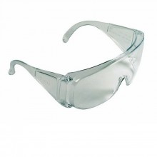 Ochranné brýle CLEAR SITESAFE čiré