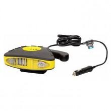 Ventilátor pevný 12V s možností ohřevu a  LED světlem