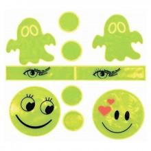 Set reflexních dětských doplňků S.O.R. 10 ks