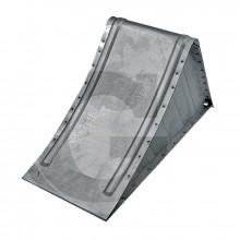 Klín zakládací plechový 470 x 200 x 230 mm