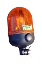 Maják 24V/H1 MICROROT A na tyč