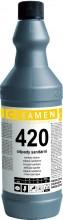 Mycí prostředek CLEAMEN 420 na odpady 1L