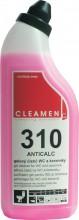 Mycí prostředek CLEAMEN 310 gelový čistič keramiky 750 ml