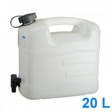 Kanystr 20 L plastový PRESSOL s ventilem