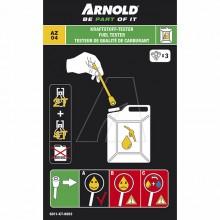 Sada speciálních tyčinek pro test kvality benzínu AZ 04