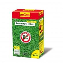 Trávníkové hnojivo se železem proti mechu L-PM 100 WOLF-GARTEN 2,5 kg
