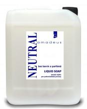 Mýdlo tekuté AMADEUS NEUTRAL bez barviv 5l