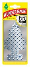 Stromeček papírový WUNDER-BAUM PURE STEEL
