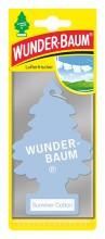 Stromeček papírový WUNDER-BAUM SUMMER COTTON