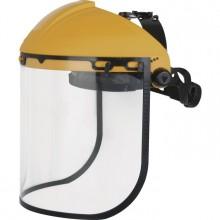 Ochranný štít BALBI zorník plexisklo, žlutý