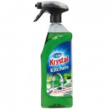 KRYSTAL Mycí prostředek na kuchyně zelený 750 ml