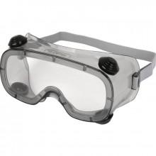 Ochranné brýle uzavřené DELTA RUIZ 1 čiré