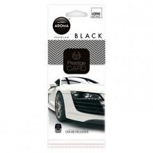 Osvěžovač vzduchu AROMA CAR CITY Card Black