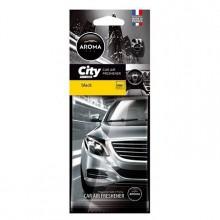 Osvěžovač vzduchu AROMA CAR CITY Black