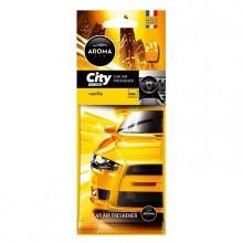 Osvěžovač vzduchu AROMA CAR CITY Vanilla