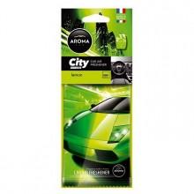 Osvěžovač vzduchu AROMA CAR CITY Lemon