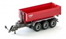 SIKU 6786 Návěs traktorový s kontejnerem KRAMPE 1:32