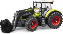 Traktor CLAAS AXION 950 s čelním nakladačem