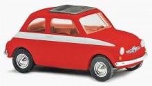Auto FIAT, STEYER PUCH 500 červený BUSCH