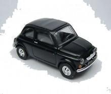 Auto FIAT, STEYR PUCH 500 černý BUSCH