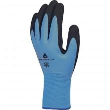 Rukavice pracovní zimní DELTA THRYM VV736 LATEX modré