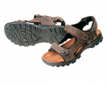 Obuv WULIK CRV sandál hnědý
