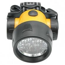 Svítilna čelovka 17 LED VOREL BY TOYA
