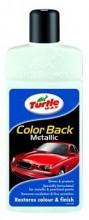 Oživovač barvy na metalické laky TURTLE WAX 375 ml