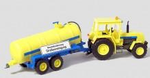 Traktor FORTSCHRITT ZT323 s cisternou BUSCH 50410