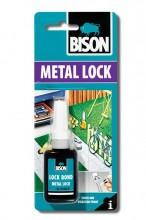 Lepidlo BISON METAL LOCK zajištění šroubů 10 ml