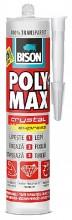 Lepidlo montážní BISON POLY MAX CRYSTAL EXPRESS 300g
