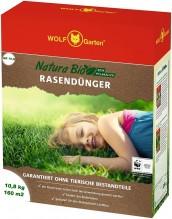 Trávníkové hnojivo NATURA BIO NR 10,8 WOLF-Garten 10,8 kg