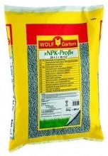 Trávníkové hnojivo dlouhodobé LX-MU 800 WOLF-Garten