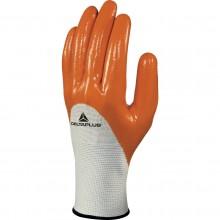 Rukavice pracovní DELTA NITRIL DPVE715 oranžové