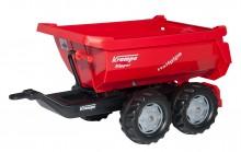 Návěs traktorový sklápěcí KRAMPE za šlapací traktory ROLLY TOYS