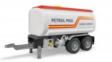 Návěs s cisternou PETROL MAX BRUDER 03925