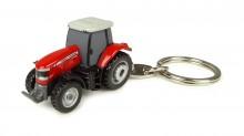 Přívěsek na klíček Traktor MASSEY FERGUSON 7726 UNIVERSAL HOBBIES 5828