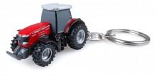 Přívěsek na klíček Traktor MASSEY FERGUSON 8737 UNIVERSAL HOBBIES 5827