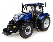 Traktor NEW HOLLAND T7.255 Blue Power UNIVERSAL HOBBIES 4976