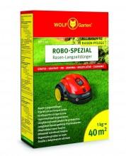 Trávníkové hnojivo dlouhodobé ROBO RO-S 40 WOLF-Garten 1 kg