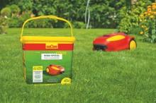 Trávníkové hnojivo dlouhodobé ROBO RO-S 300 WOLF-Garten 7,5 kg