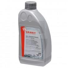 Olej GRANIT BIO na pilové řetězy 1L