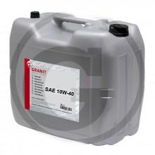 Olej GRANIT motorový 10W-40 20L