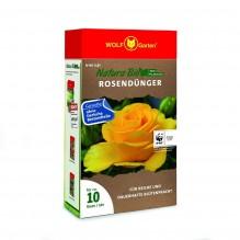 Hnojivo NATURA BIO N-RO růže 0,8 kg WOLF-Garten
