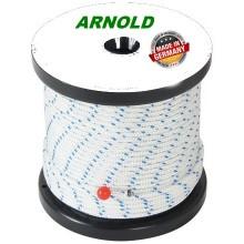 Startovací šňůra ARNOLD 4,0 mm bílá