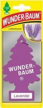 Osvěžovač stromeček WUNDER-BAUM LEVANDULE