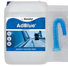 Kapalina AdBlue 10L včetně hubice
