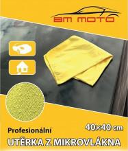 Utěrka BM MOTO mikrovlákno MR4757