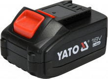 Baterie AKU 18V Li-ion 4Ah